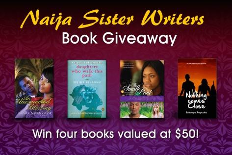 NaijaSisterWriters_BookGiveaway