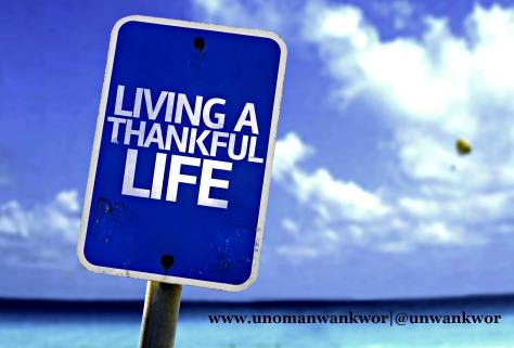 thankful life