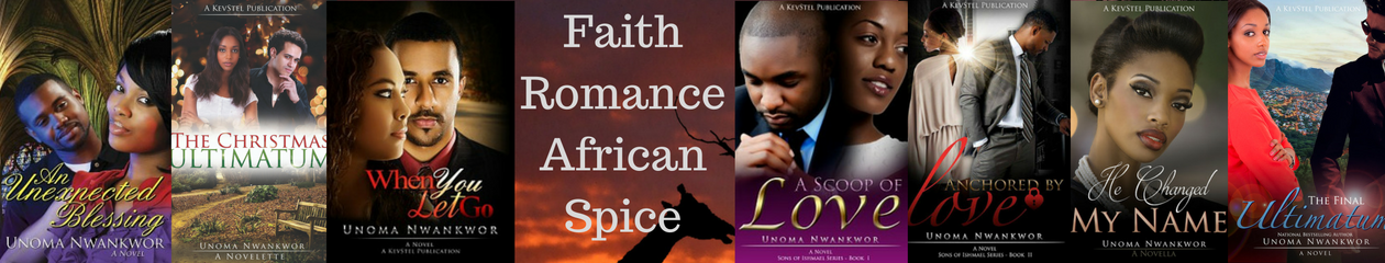 Fusing Faith, Romance and African Spice