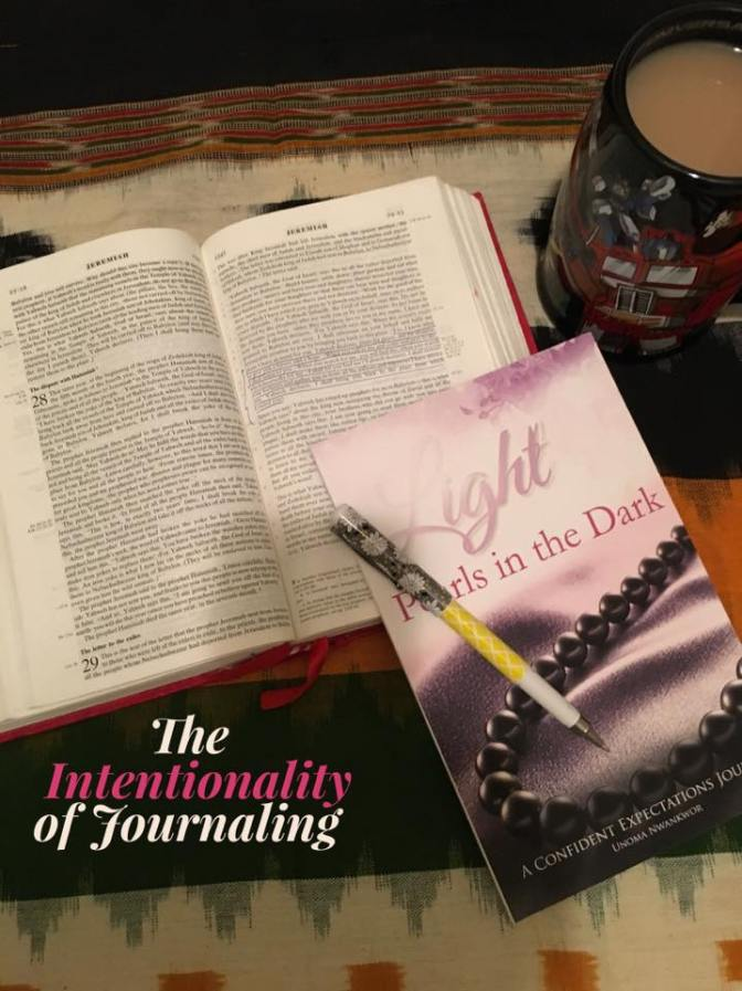 The Intentionality of Journaling