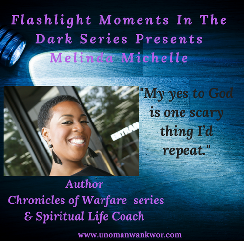 Flashlight Moments In the Dark Presents: Melinda Michelle