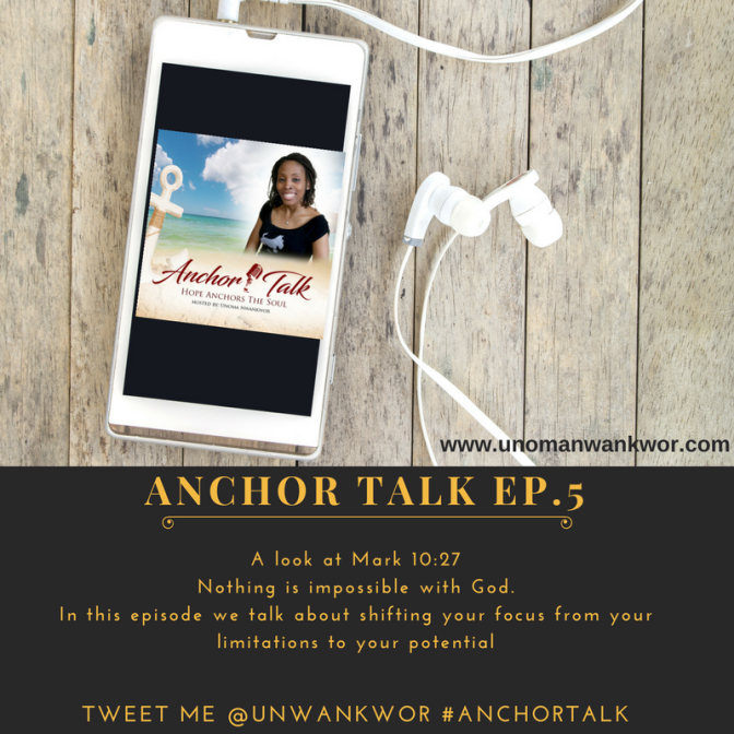 Shift Your Focus: Anchor Talk Ep. 5