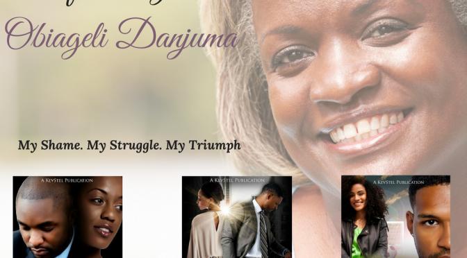 #ReintroductionTour: Behind The Smile; Obiageli Danjuma