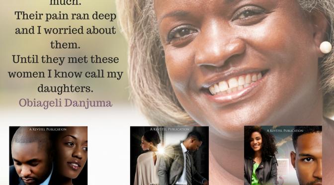 A Mother & Her Sons~Obiageli Danjuma