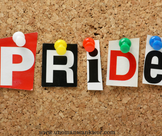 That Thing Called Pride…