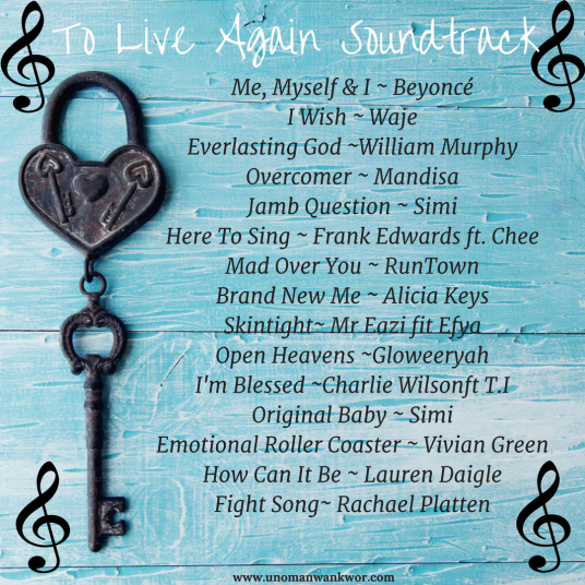 To Live Again Soundtrack